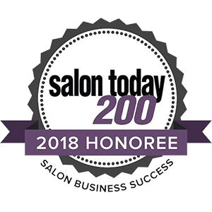 Salon Today 200 Honoree 2018